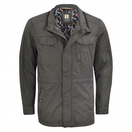 SALE % | CALAMAR | Jacke - Regular Fit - unifarben | Grau online im Shop bei meinfischer.de kaufen
