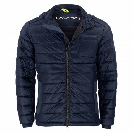 SALE %   CALAMAR   Steppjacke - Regular Fit - Kapuze   Blau online im Shop bei meinfischer.de kaufen