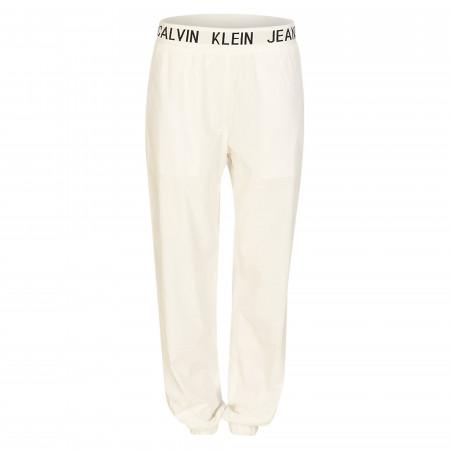SALE % | Calvin Klein Jeans | Hose - Loose Fit - unifarben | Weiß online im Shop bei meinfischer.de kaufen