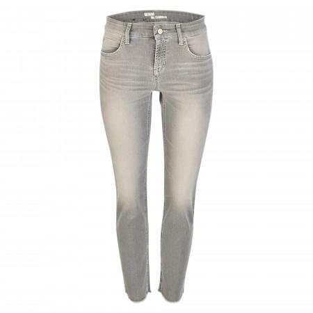 SALE % | Cambio | Jeans - Straight Fit - Tess | Grau online im Shop bei meinfischer.de kaufen