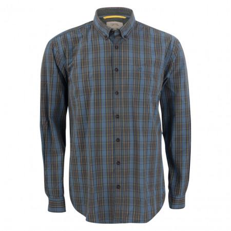 SALE % | camel active | Freizeithemd - Regular Fit - Button Down | Blau online im Shop bei meinfischer.de kaufen