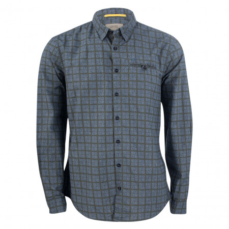 SALE % | camel active | Freizeithemd - Modern Fit - Button Down | Blau online im Shop bei meinfischer.de kaufen