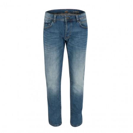 SALE %   camel active   Jeans - Straight Fit - 5 Pocket   Blau online im Shop bei meinfischer.de kaufen