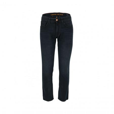 SALE % | Boss Casual | Jeans - Houston - Straight Fit - blau | Blau online im Shop bei meinfischer.de kaufen