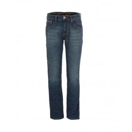 SALE % | camel active | Jeans-5-Pocket-Straight-Fit | Blau online im Shop bei meinfischer.de kaufen