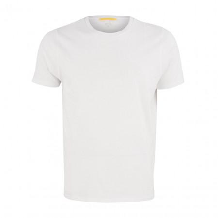 SALE % | Boss Casual | T-Shirt - Regular Fit - Basic | Weiß online im Shop bei meinfischer.de kaufen