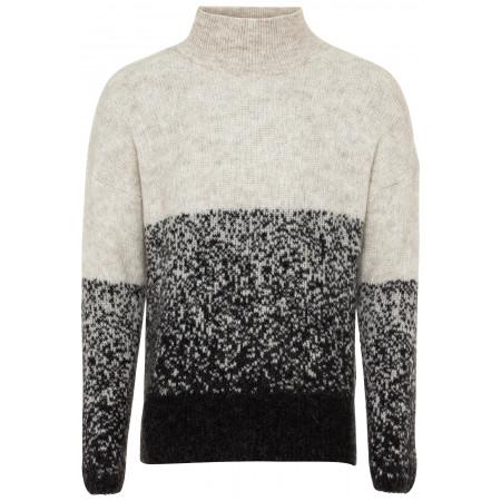 SALE %   camel active Women   Pullover - oversized - Woll-Mix   Grau online im Shop bei meinfischer.de kaufen