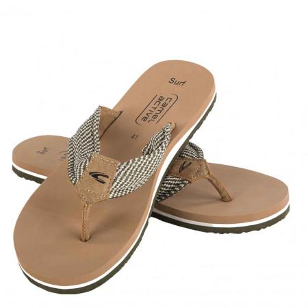 SALE % | camel active | Flip Flops - Surf 51 | Oliv online im Shop bei meinfischer.de kaufen