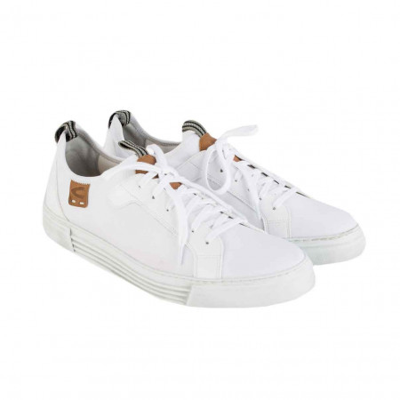 SALE % | camel active | Sneaker - Racket 22 - Material-Mix | Weiß online im Shop bei meinfischer.de kaufen