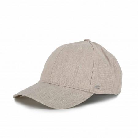 SALE % | camel active | Snapback-Cap - Leinen-Mix | Braun online im Shop bei meinfischer.de kaufen