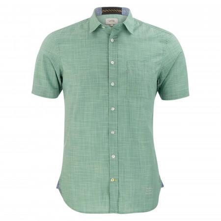 SALE % | camel active | Freizeithemd - Regular Fit - Kentkragen | Grün online im Shop bei meinfischer.de kaufen