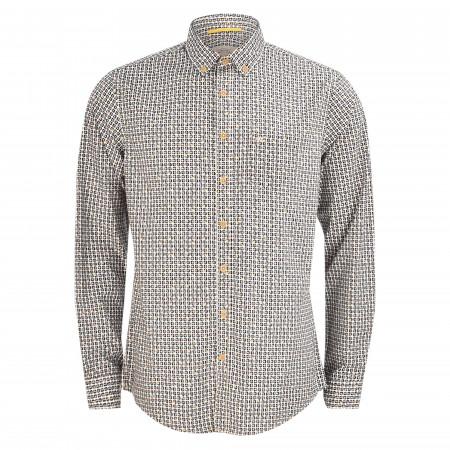 SALE % | camel active | Freizeithemd - Modern Fit - Button-Down | Blau online im Shop bei meinfischer.de kaufen