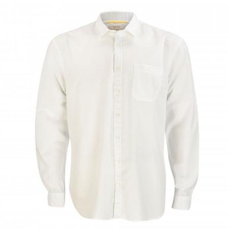 SALE % | camel active | Freizeithemd - Regular Fit - Kentkragen | Weiß online im Shop bei meinfischer.de kaufen