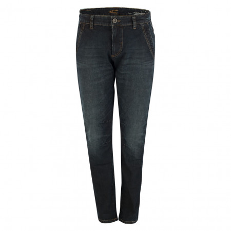 SALE % | camel active | Jeans - Straight Fit - Madison Worker | Blau online im Shop bei meinfischer.de kaufen