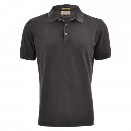 SALE % | camel active | Poloshirt - Regular Fit - unifarben | Blau online im Shop bei meinfischer.de kaufen