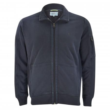SALE % | camel active | Sweatjacke - Regular Fit - Zip | Blau online im Shop bei meinfischer.de kaufen