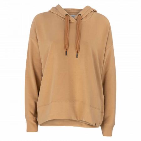 SALE % | camel active Women | Sweatshirt - Loose Fit - Kapuze | Braun online im Shop bei meinfischer.de kaufen