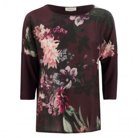 SALE % | Cartoon | Bluse - Regular Fit - Flower | Rot online im Shop bei meinfischer.de kaufen