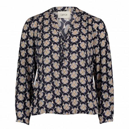 SALE % | Cartoon | Bluse - Comfort Fit - Muster | Blau online im Shop bei meinfischer.de kaufen