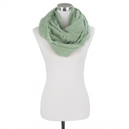 SALE % | Boss Casual | Loop - Fransen - Perforation | Grün online im Shop bei meinfischer.de kaufen