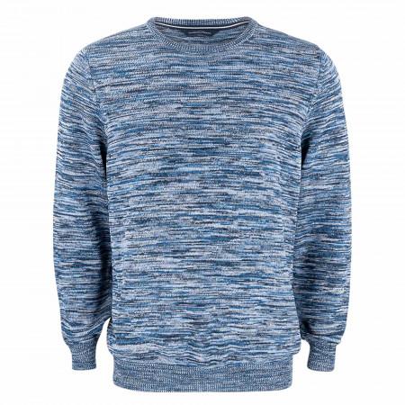 SALE % | CASAMODA | Strickpullover - Casual Fit - Crewneck | Blau online im Shop bei meinfischer.de kaufen