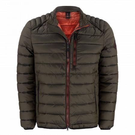 SALE %   CASAMODA   Jacke - Regular Fit - unifarben   Grün online im Shop bei meinfischer.de kaufen