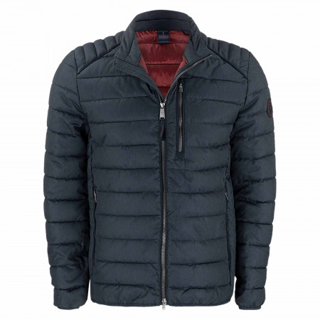 SALE %   CASAMODA   Jacke - Regular Fit - unifarben   Blau online im Shop bei meinfischer.de kaufen