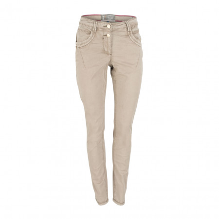 SALE % | Boss Casual | Jeans - Loose Fit - Tapered Leg | Beige online im Shop bei meinfischer.de kaufen