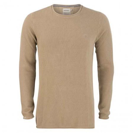 SALE % | Chasin | Pullover - Regular Fit - Struktur | Beige online im Shop bei meinfischer.de kaufen