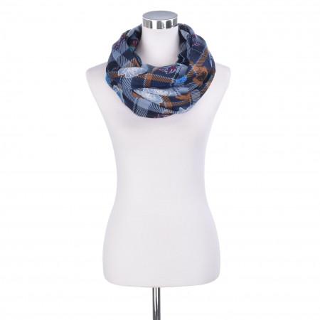 SALE % | Codello Women | Loop - Muster | Blau online im Shop bei meinfischer.de kaufen