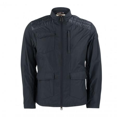 SALE % | Boss Casual | Jacke - Regular Fit - Daunenpatches | Blau online im Shop bei meinfischer.de kaufen