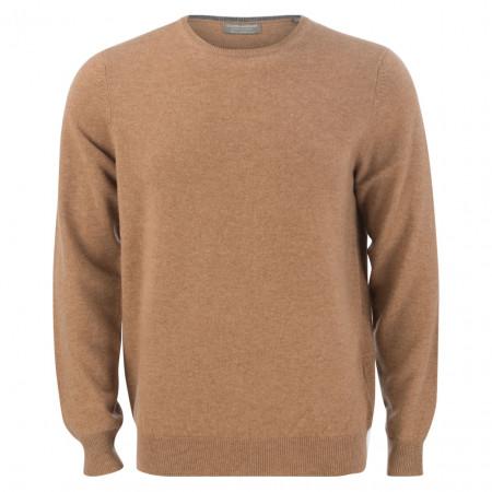SALE % | U Fischer | Pullover - Regular Fit - Kaschmir | Braun online im Shop bei meinfischer.de kaufen