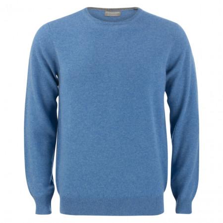 SALE % | U Fischer | Pullover - Regular Fit - Kaschmir | Blau online im Shop bei meinfischer.de kaufen