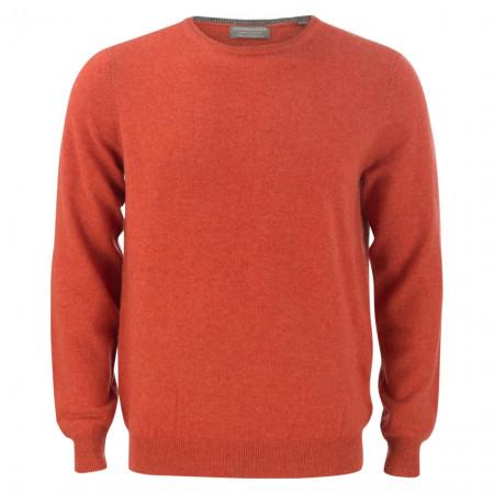 SALE % | U Fischer | Pullover - Regular Fit - Kaschmir | Orange online im Shop bei meinfischer.de kaufen
