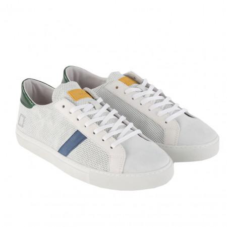 SALE % | Boss Casual | Sneaker - Newman Perforate - Leder | Weiß online im Shop bei meinfischer.de kaufen