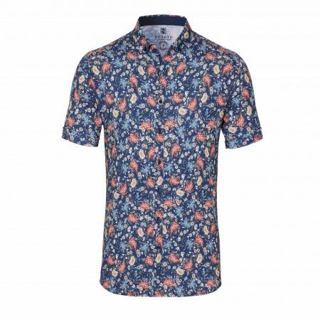 SALE %   Desoto   Freizeithemd - Modern Fit - Button Down   Blau online im Shop bei meinfischer.de kaufen