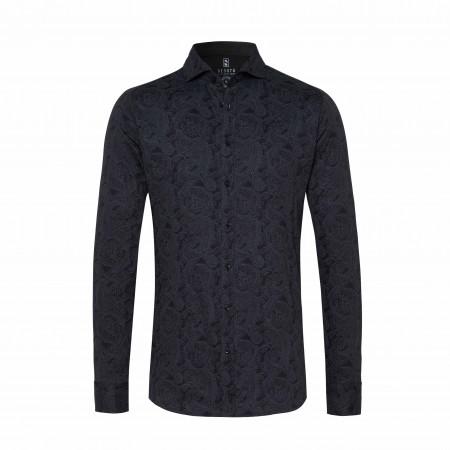 SALE % | Desoto | Hemd - Modern Fit - New Hai | Schwarz online im Shop bei meinfischer.de kaufen