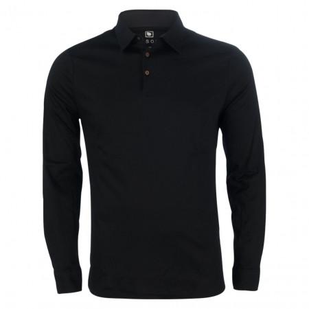 Poloshirt - Modern Fit - Baumwoll-Stretch