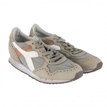 SALE %   Boss Casual   Sportsneaker - Leder   Grau online im Shop bei meinfischer.de kaufen