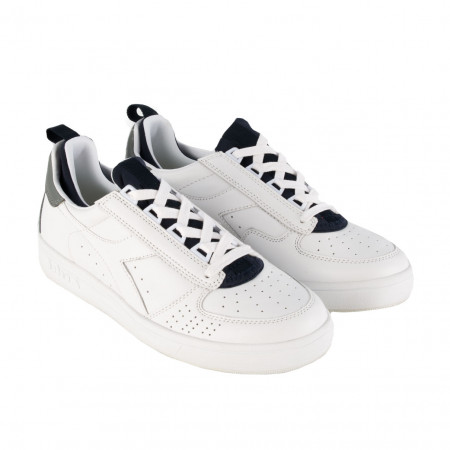 SALE % | Boss Casual | Sportsneaker - Echtleder | Weiß online im Shop bei meinfischer.de kaufen
