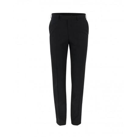 SALE % | Boss Casual | Anzughose - Extra Slim Fit - Wolle | Schwarz online im Shop bei meinfischer.de kaufen