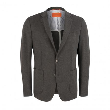 SALE % | Boss Casual | Jerseysakko - Regular Fit - grau | Grau online im Shop bei meinfischer.de kaufen