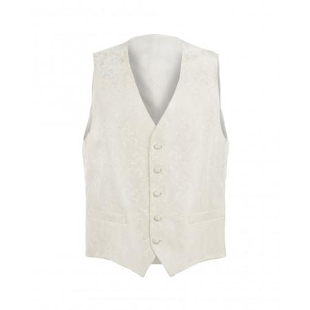 SALE % | Digel | Weste Paisley-Muster weiß | Weiß online im Shop bei meinfischer.de kaufen