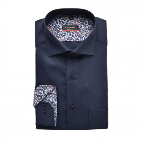 SALE % | Eterna | Cityhemd - Modern Fit - Kentkragen | Blau online im Shop bei meinfischer.de kaufen