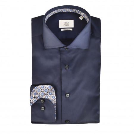 SALE %   Eterna   Cityhemd - Modern Fit - Haikragen   Blau online im Shop bei meinfischer.de kaufen