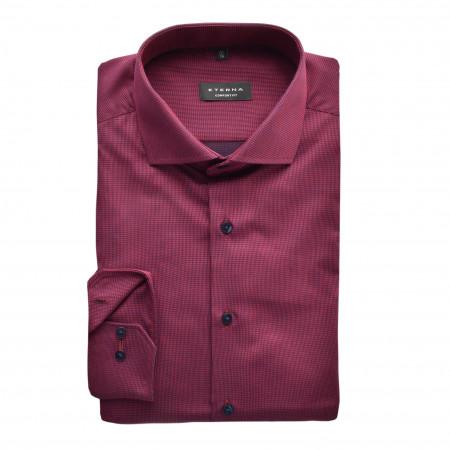 SALE % | Eterna | Cityhemd - Comfort Fit - Haikragen | Rot online im Shop bei meinfischer.de kaufen