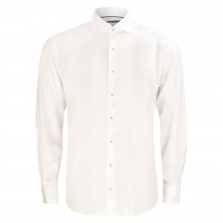 SALE % | Eterna | Cityhemd - Modern Fit - Haikragen | Weiß online im Shop bei meinfischer.de kaufen