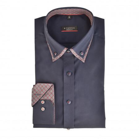 SALE % | Eterna | Hemd - Modern Fit - Button-Down | Blau online im Shop bei meinfischer.de kaufen