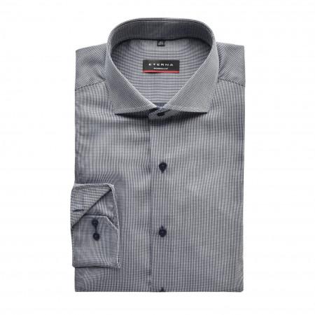 SALE % | Eterna | Hemd - Modern Fit - Kentkragen | Blau online im Shop bei meinfischer.de kaufen