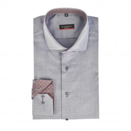 SALE % | Eterna | Hemd - Modern Fit - Haikragen | Blau online im Shop bei meinfischer.de kaufen